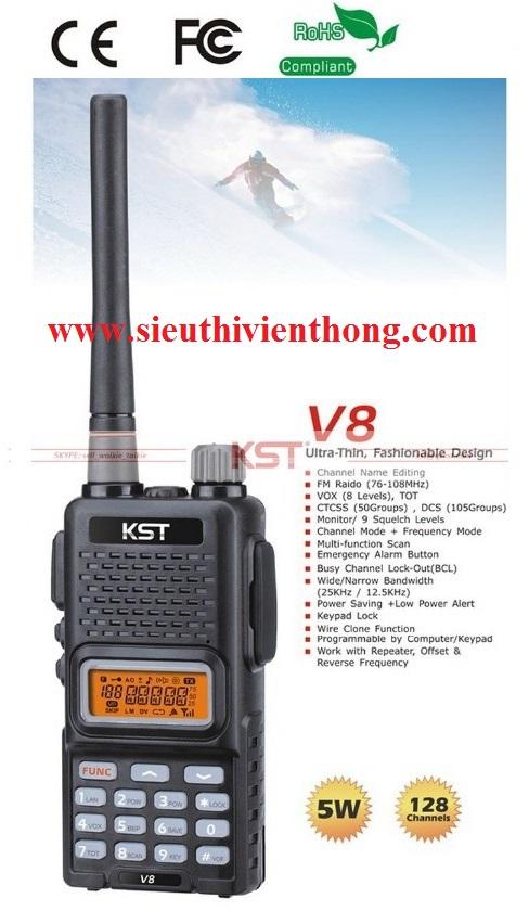 Bộ đàm KESHENTON KST V8