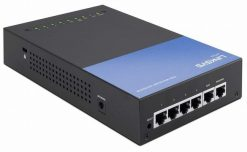 Dual Wan Business Gigabit VPN Router LINKSYS LRT224