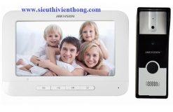 Bộ chuông cửa màn hình màu Analog HIKVISION DS-KIS202