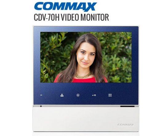 Màn hình màu chuông cửa COMMAX CDV-70H