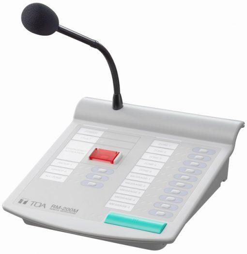 Micro chọn vùng từ xa TOA RM-200M