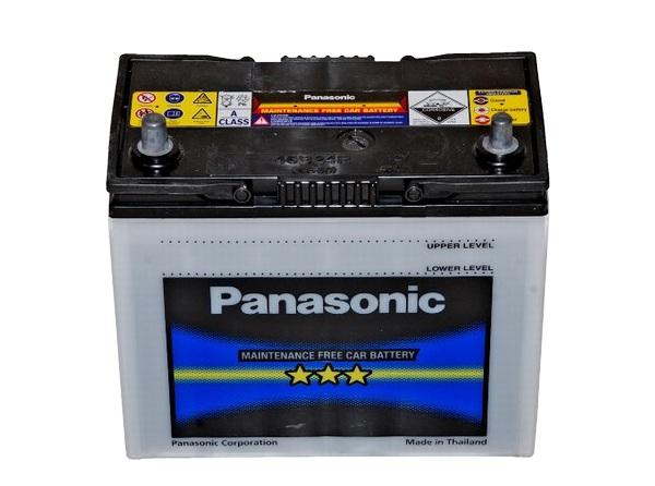 Ắc quy 12V-45AH PANASONIC N-46B24L/R/LS