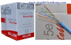 Cáp mạng HD-Link CAT5E UTP CCA