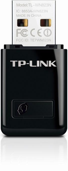 300Mbps Mini Wireless N USB TP-LINK TL-WN823N