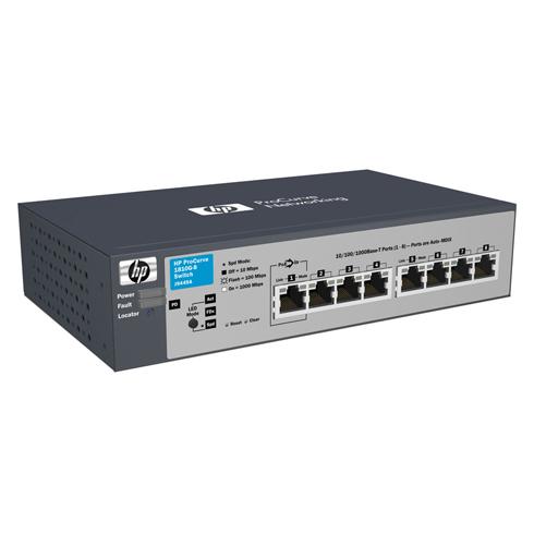 Smart-managed HP 1810-8 Switch - J9800A