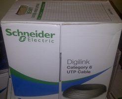 Cáp mạng SCHNEIDER CAT6 UTP
