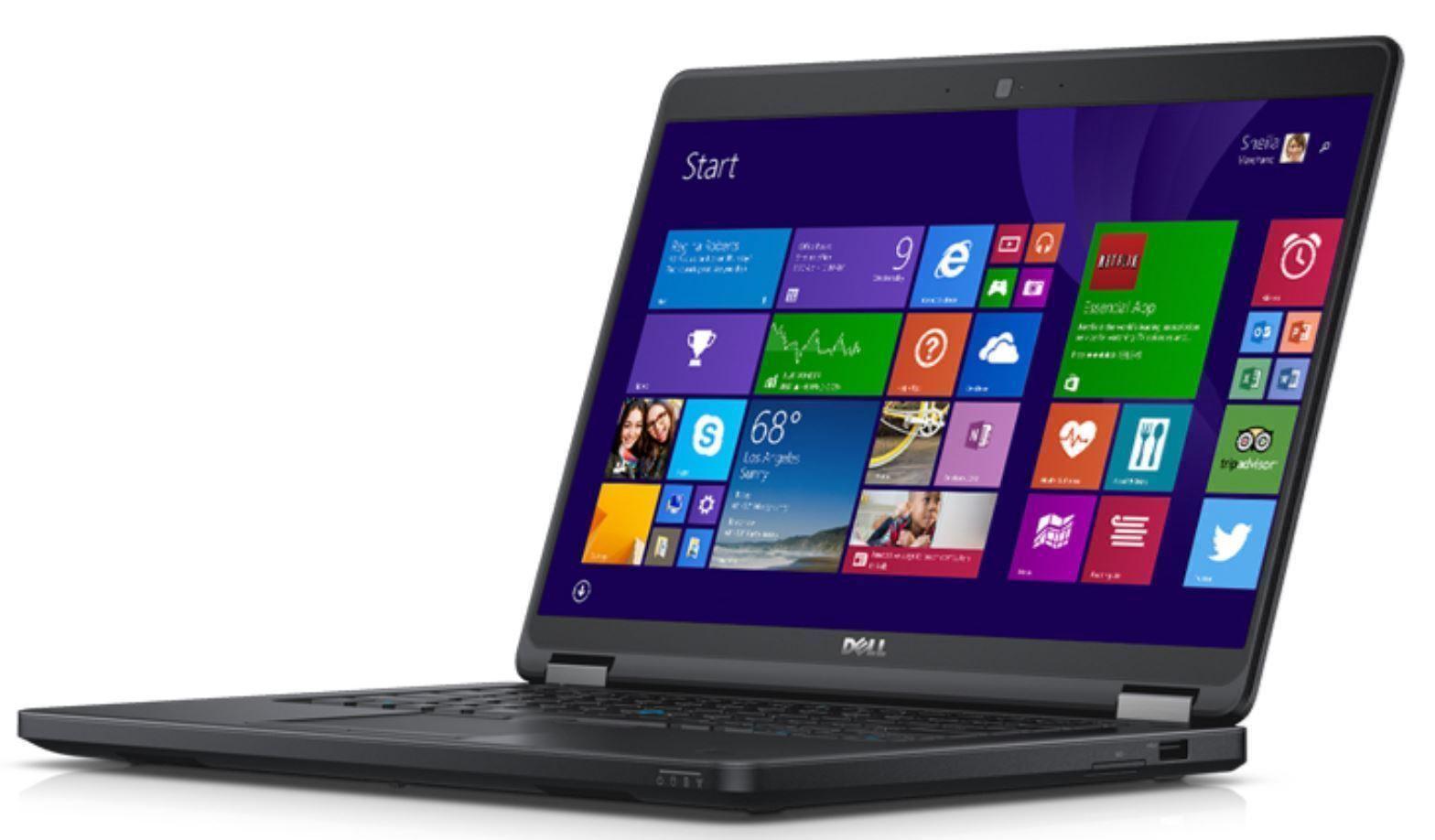 Màn hình Dell Latitude E5550sắc nét