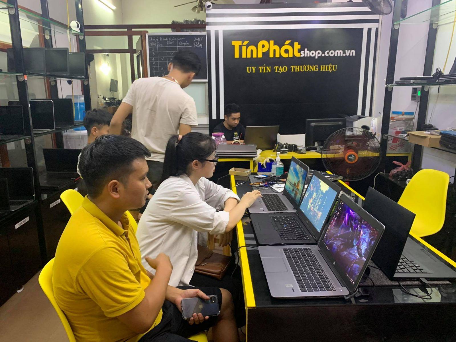 Mua laptop cũở Tín Phát Laptop có lừa đảo không