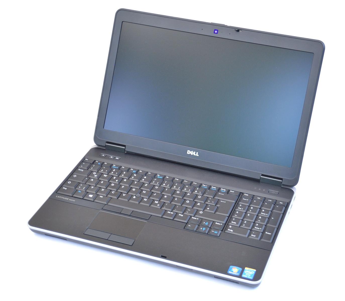 Laptop Dell E6540 được trang bị cấu hình mạnh mẽ