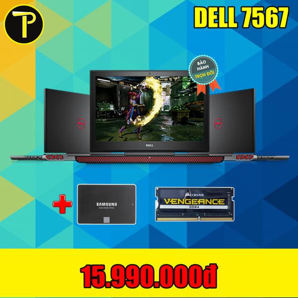 Dell N7567 giá rẻ