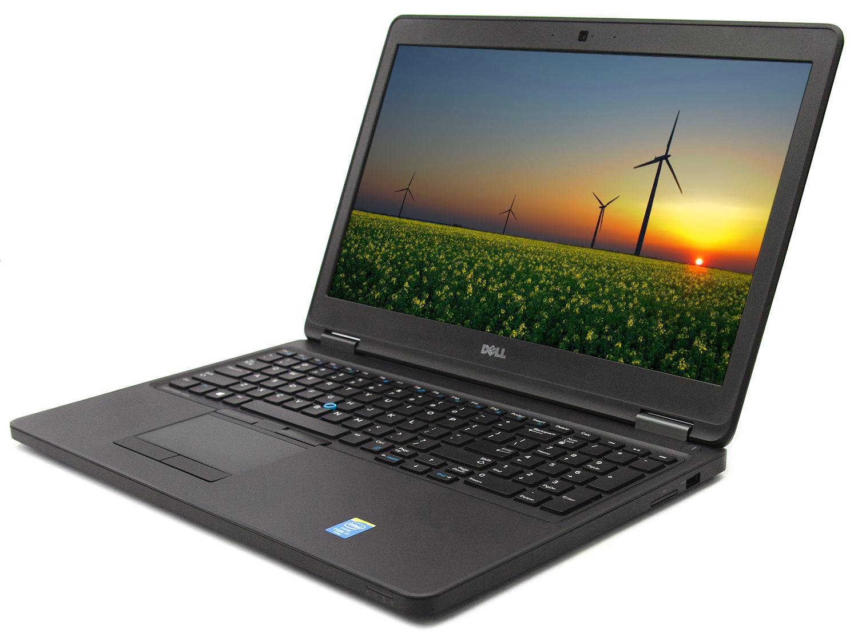 Laptop Dell E5550