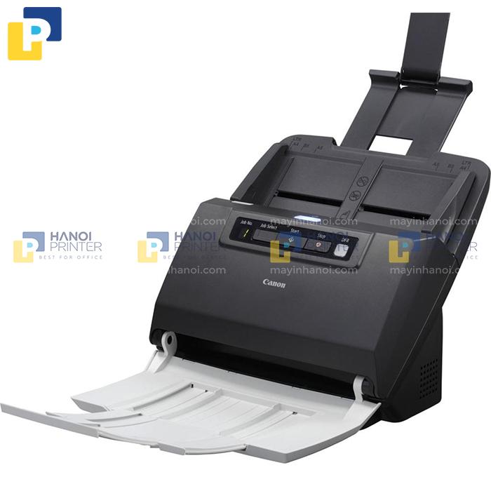 Máy scan văn phòng m160ii được thiết kế mạnh mẽ để in ấn nhanh