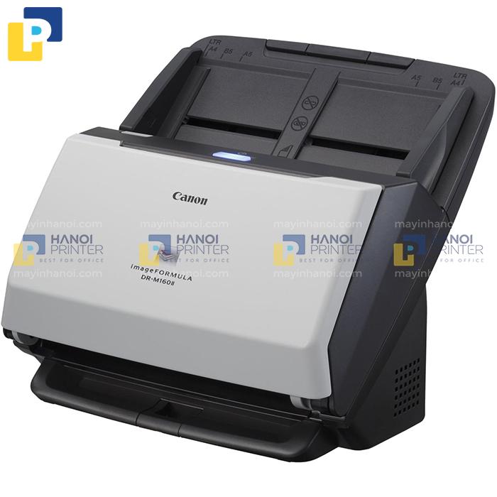 Máy scan cao cấp m160ii đi kèm với phần mềm dễ sử dụng
