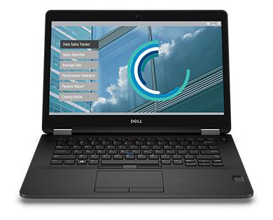Hiệu suất Dell Latitude E7270 ổn định