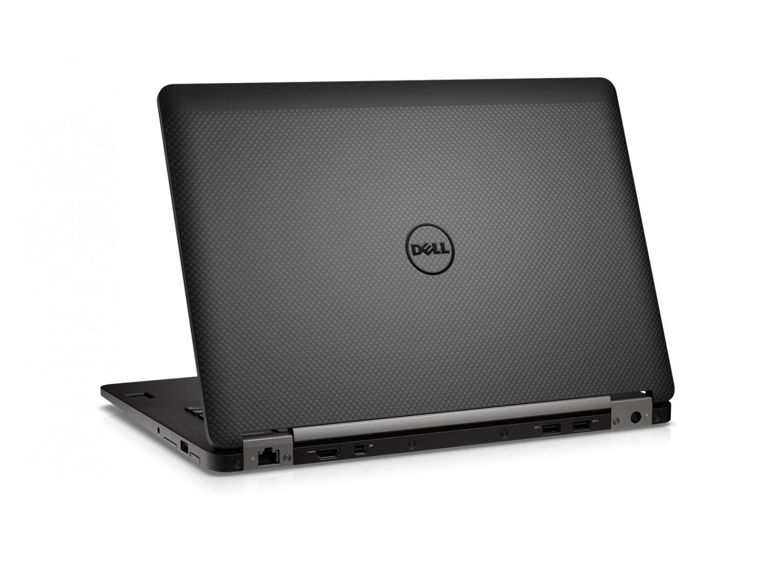 Các cổng và webcam Dell Latitude E7470