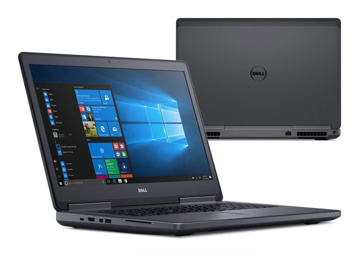 Dell Precision M7720 kết nối internet