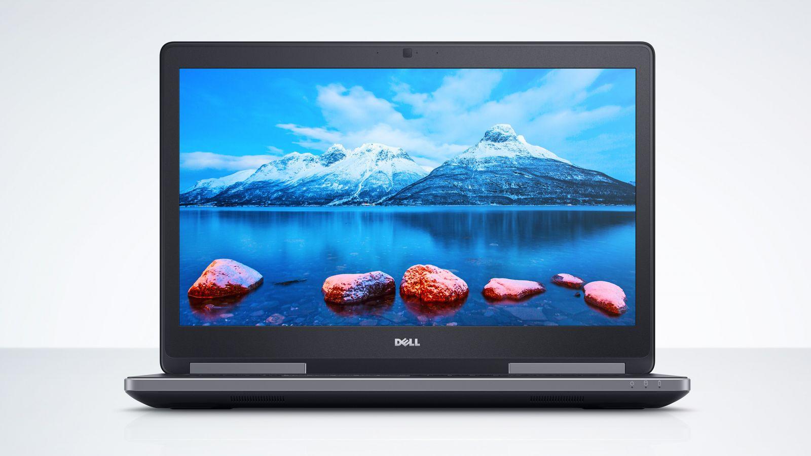 Màn hình Dell Precision M7720sáng sắc nét