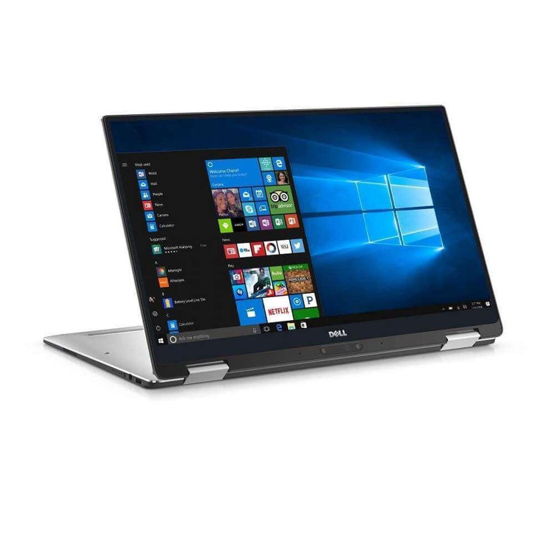 Màn hình Dell XPS 13 9365 cảm ứng sắc nét