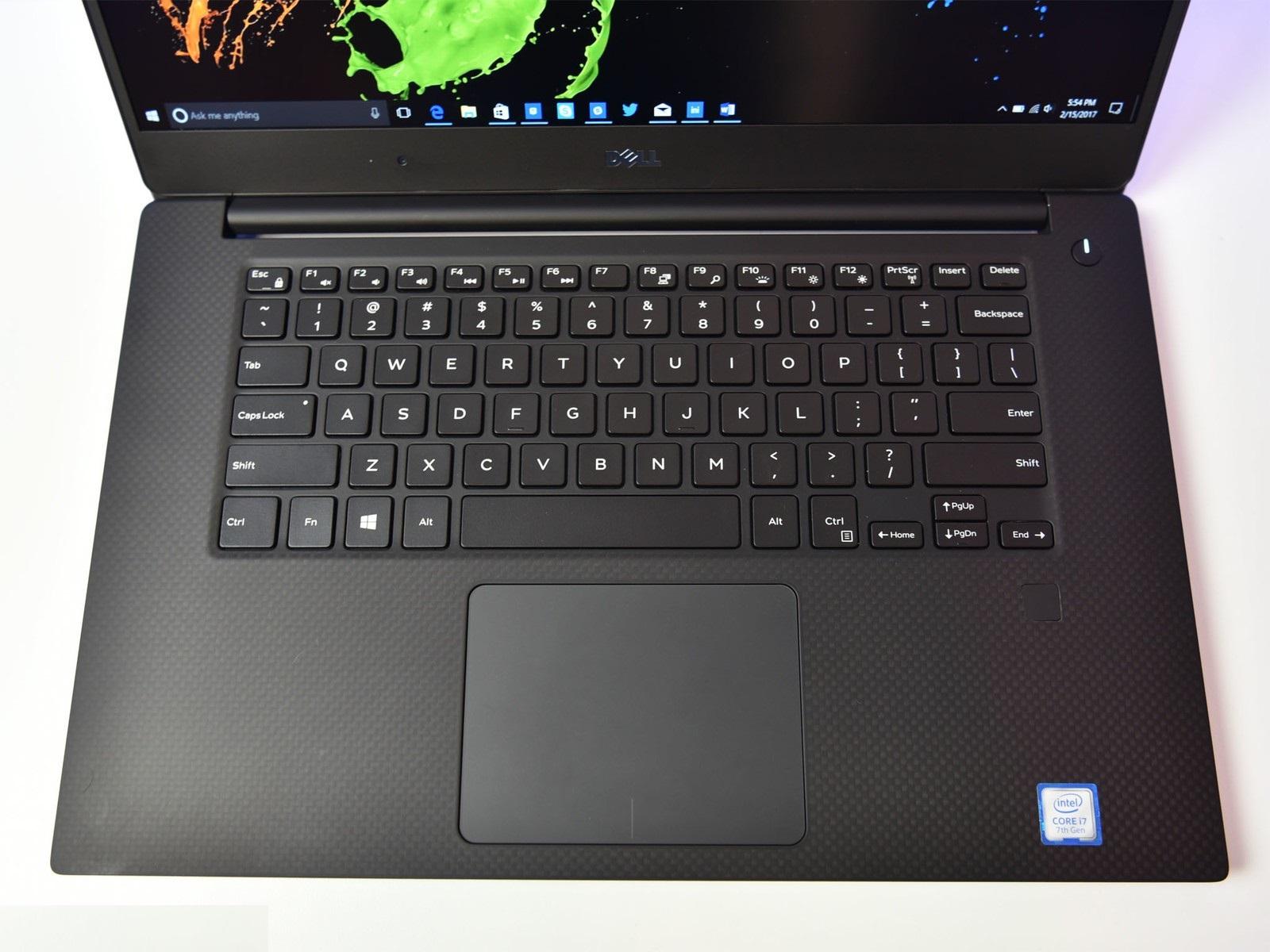 Dell XPS 15 9530 kết nối internet