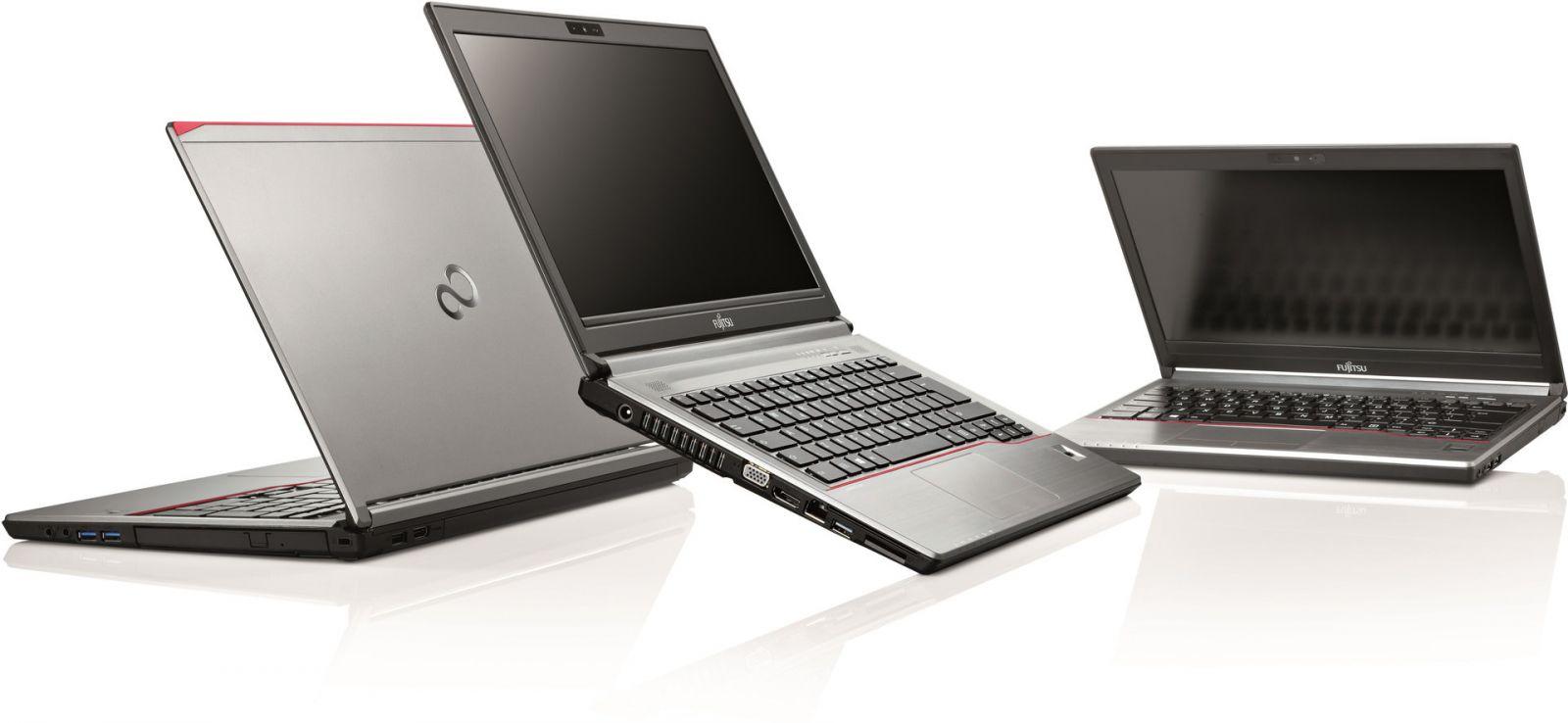 Hiệu năng Fujitsu Lifebook E754mạnh mẽ