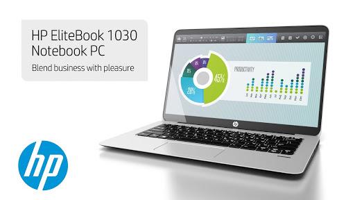Hiệu suất HPEliteBook1030 G1 mạnh mẽ