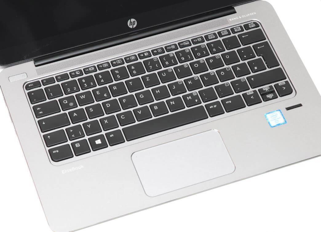 Bảo mật HPEliteBook1030 G1 an toàn