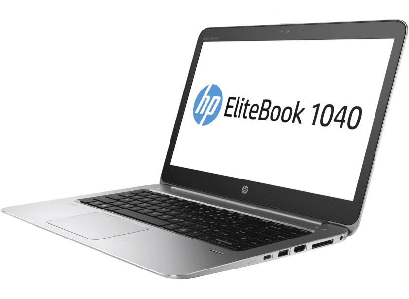 Thiết kế HPEliteBookFolio 1040 G3