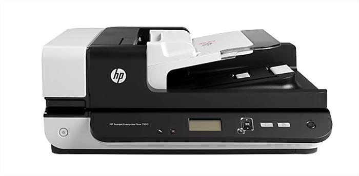 Máy scan hai mặt tự động HP 7500 có tốc độ nhanh chóng, tăng năng suất làm việc