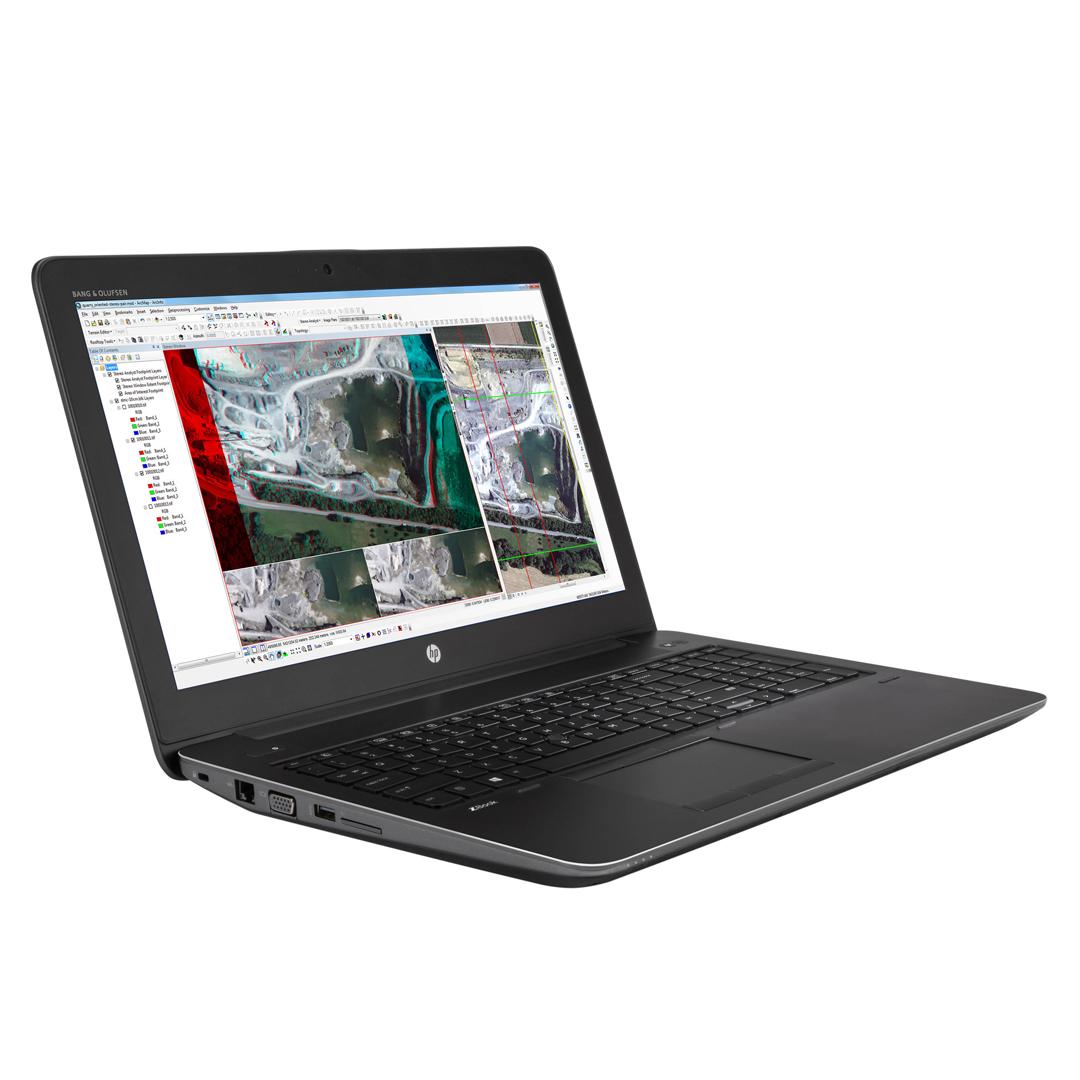 Thiết kế HP ZBook 15 G3 mỏng, di động