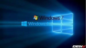 Biến giao diện Windows 7 hoặc 8 thành Windows 10