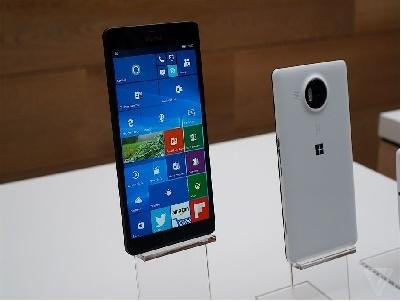 Cận cảnh bộ đôi Lumia 950 và Lumia 950 XL: tư duy cũ, trải nghiệm mới