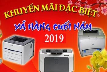 """Cuôi năm """"XẢ HÀNG"""" nhiều dòng máy in cũ bán chạy nhất"""