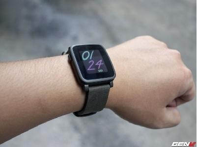 Đánh giá smartwatch Pebble Time Steel đầu tiên tại Việt Nam