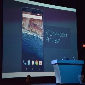 Google chính thức phát hành Android M Developer Preview phiên bản thứ 2