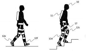 Hitachi sẽ phát triển xương robot cho người già