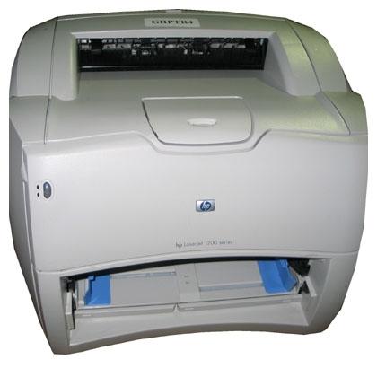 Hướng dẫn cài đặt máy in HP Laserjet 1200