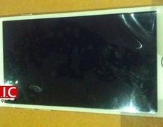 Lộ ảnh mặt trước iPhone 6s trang bị màn hình Force Touch