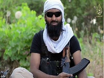 Lộ diện 10 tên khủng bố ISIS bị drone của Anh tiêu diệt