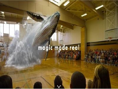 """Magic Leap phô diễn công nghệ thực tế hỗn hợp """"siêu ảo"""""""