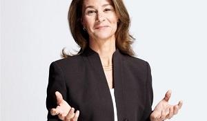 """Melinda Gates: """"Công nghệ có thể khiến thế giới tốt đẹp hơn hay không phụ thuộc vào chính chúng ta"""""""