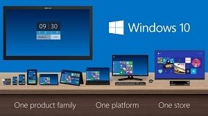 Microsoft tham vọng gì khi đã nổ phát súng đầu với Windows 10?