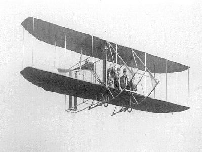 Ngày 20/9: Chiếc máy bay đầu tiên trong lịch sử cất cánh