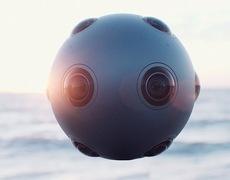 Nokia trình làng mẫu máy quay thực tế ảo OZO