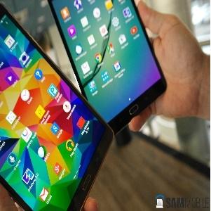 Samsung chính thức ra mắt tablet Galaxy Tab S2 siêu mỏng, nhẹ