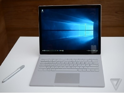 Siêu laptop Surface Book xuất hiện: Chiếc máy tính 13,5 inch mạnh nhất thế giới!