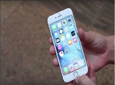 Thả rơi iPhone 6s và iPhone 6s Plus: Của to là của bền