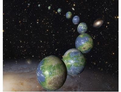 Trái Đất có thể đã ra đời sớm hơn 92% các hành tinh có sự sống khác