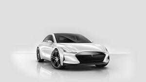 """Trung Quốc đáp trả Tesla Model S bằng mẫu xe điện phá vỡ định nghĩa """"cái đẹp"""""""