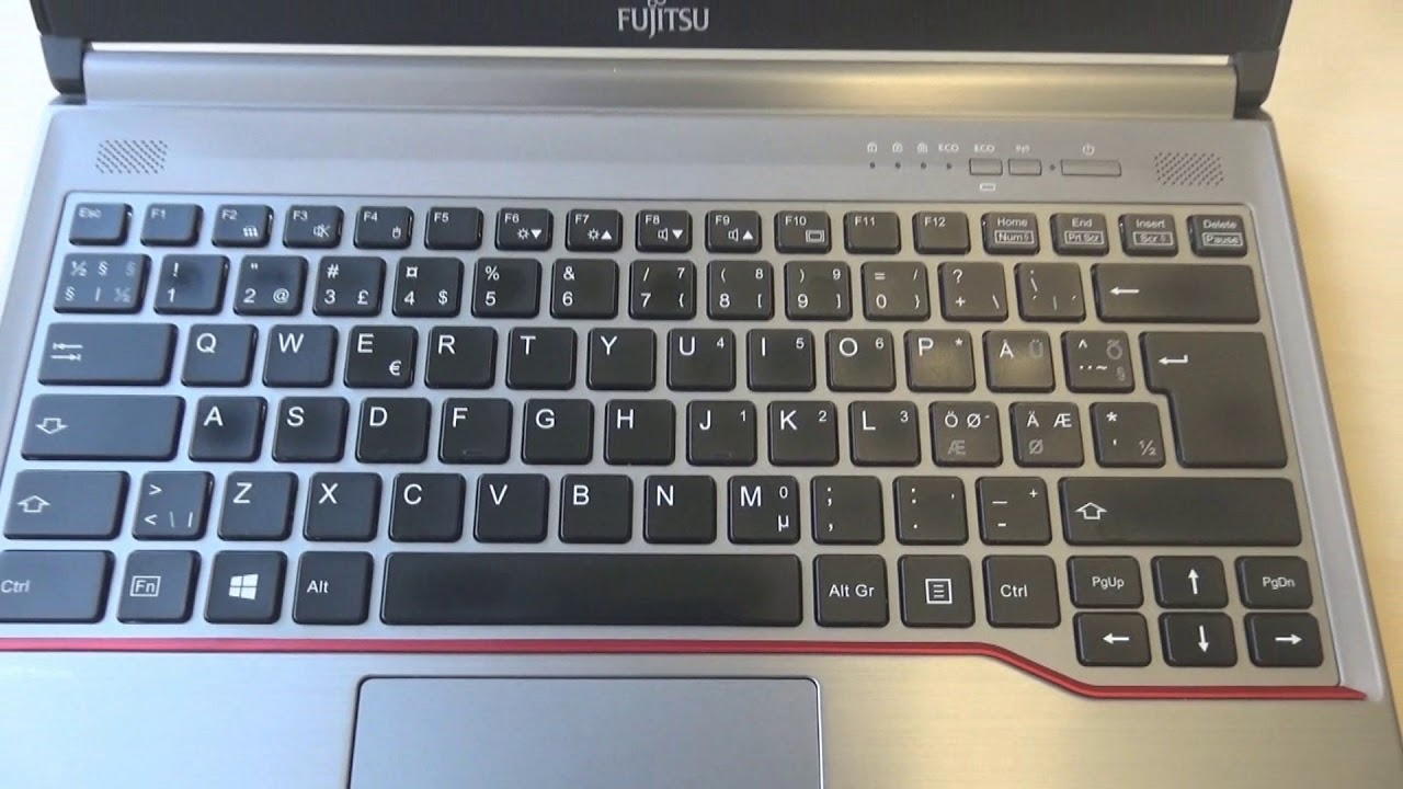 Bàn phím Fujitsu Lifebook E734