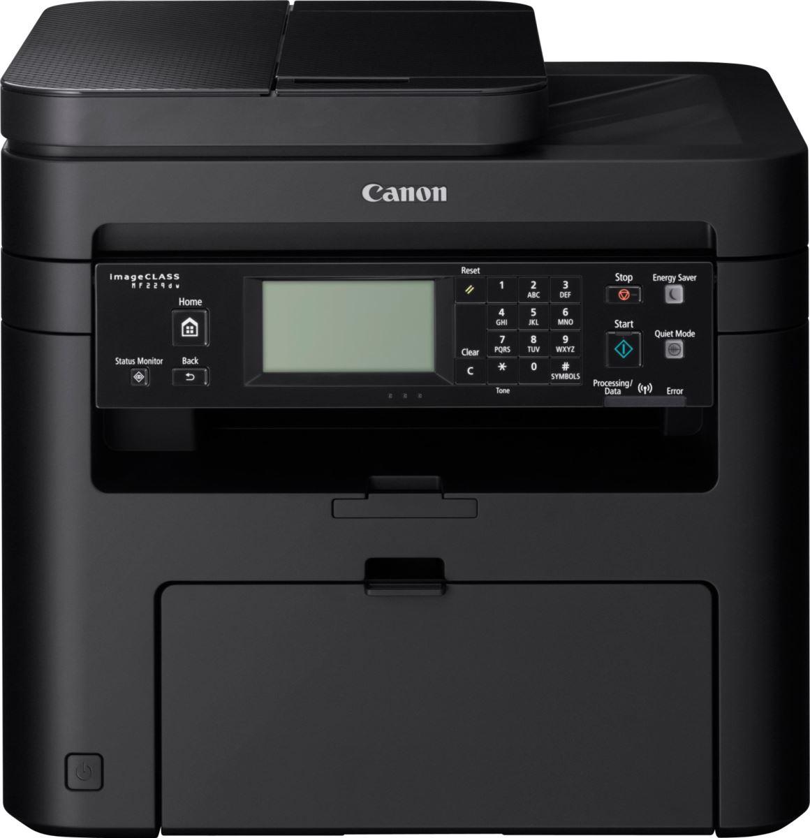 Máy in đa năng Canon MF249dw đáp ứng đầy đủ nhu cầu sử dụng
